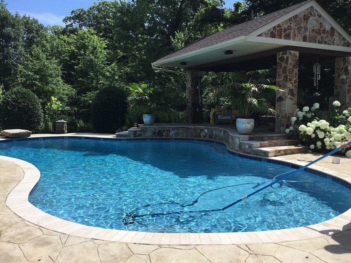 Pool Service Plans in Towson