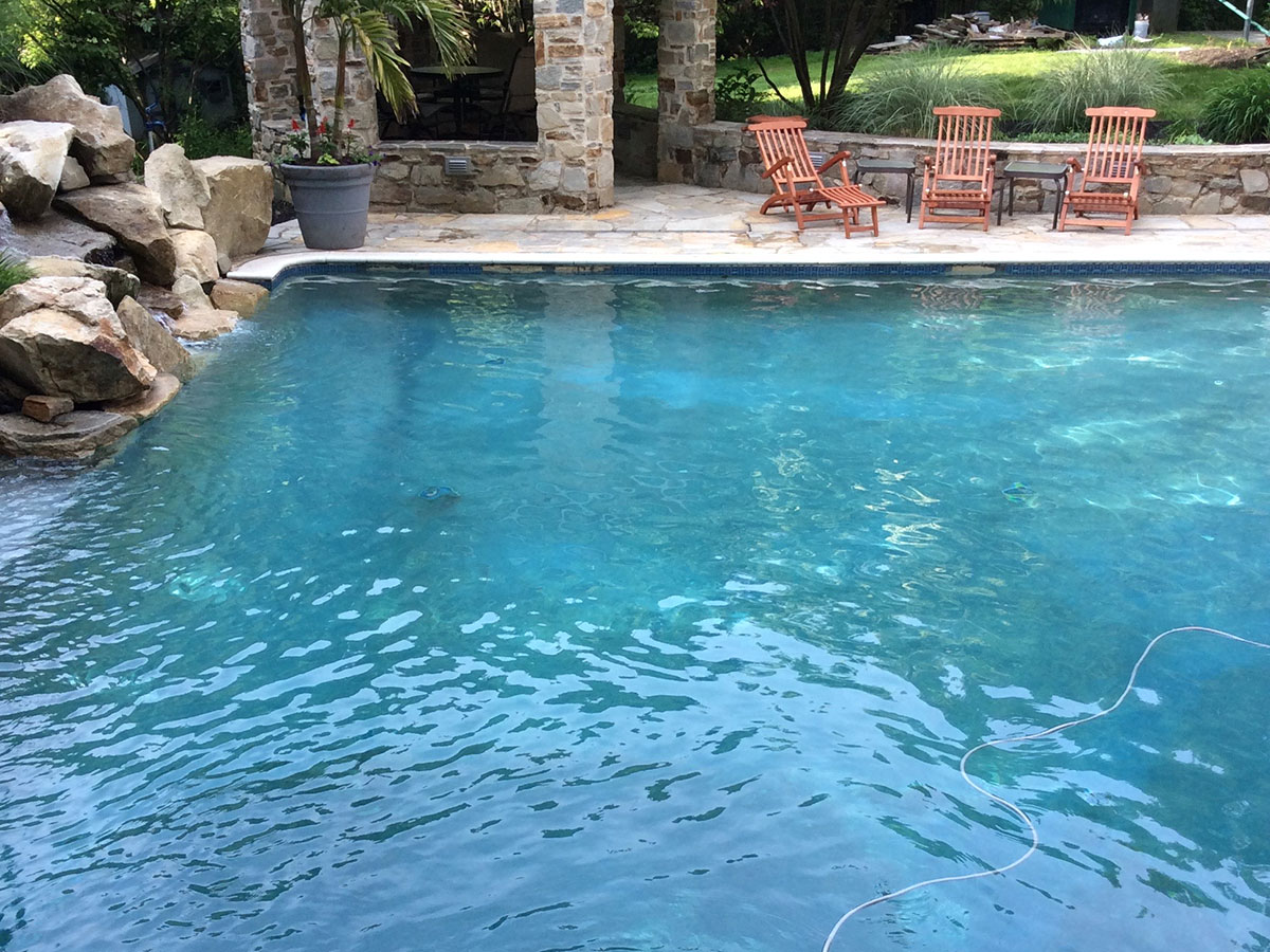Pool Service Plans in Parkville